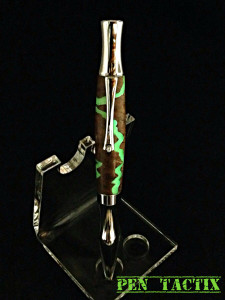 Princeton Twist pen with an acrylic glow